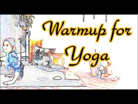 Warm up for Yoga Surya Namaskara A quick break down