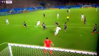world cup 2014 Match 23 Japan vs Greece 0-0 Group C 19 06 14
