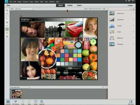 Color Management Settings with Photoshop Elements 11 and ICC Profiles from Conde -