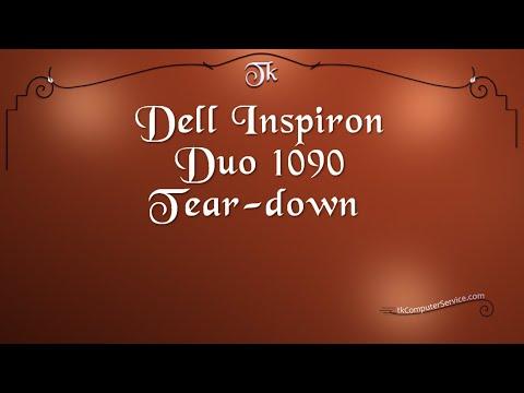 Dell Inspiron Duo Teardown (1090)