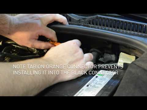 EGT Sensor Switch for Stage 3.5 in 2009-2014 VW Golf, Jetta, Beetle TDI