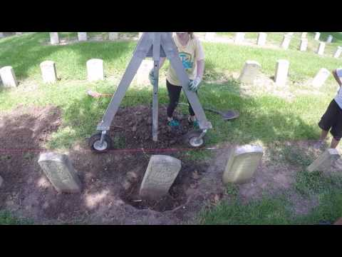 Resetting Ground Supporting Headstones: Resetting Volume 3