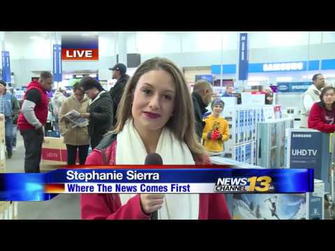 Black Friday shopping begins in Colorado Springs