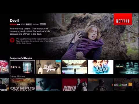 Netflix - A walk through Guide [PS3]【720pᴴᴰ】