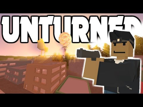 This Map is HUGE! The Unforgiving Islands! (Unturned)