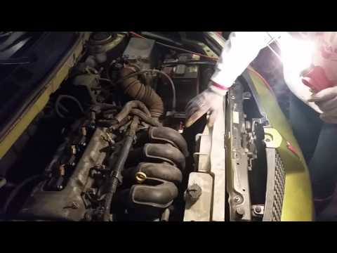 How To Change A Pontiac Vibe Intake Manifold Gasket