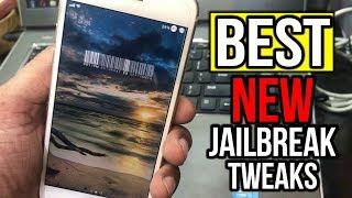 TOP 5 Compatible IOS 11 1112 Cydia Tweaks Electra Jailbreak