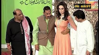 Jhoome Nache Gayein New Pakistani Stage Drama Full Comedy Funny Play