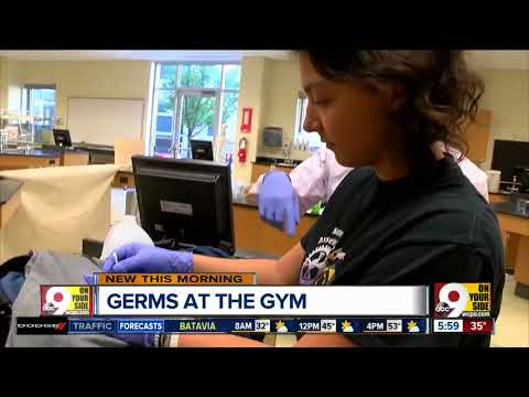 How to get stinky germs out of your gym clothes