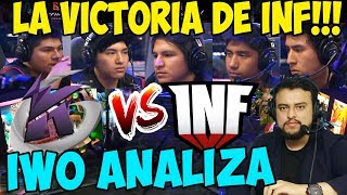 Download IWO ANALIZA LA PARTIDA DE INFAMOUS VS KEEN GAMING TI9 Video