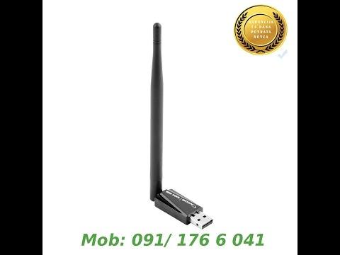 150 mbit wifi instalacija