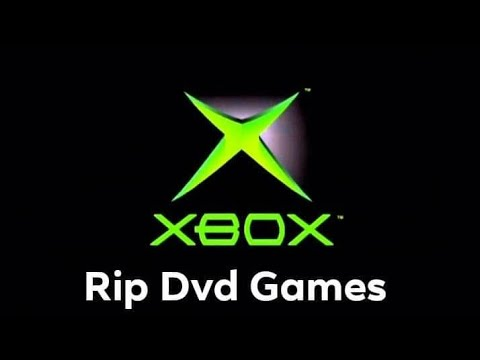 How to write Xbox games to dvd-r and play them to your original softmodded xbox