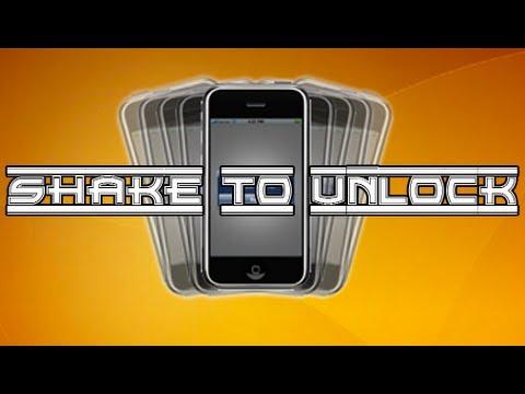 ShakeToUnlock for iOS 5 - (Cydia Tweak) Shake Device to Unlock!