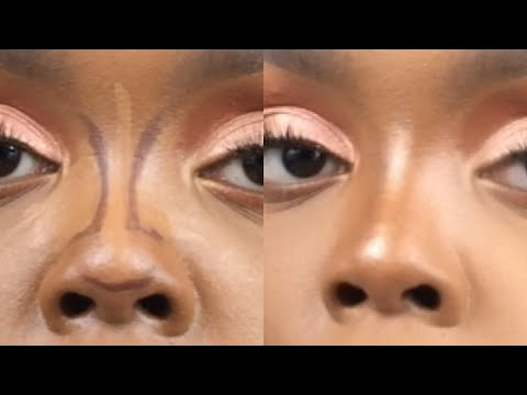 How To: Contour Your Nose Update