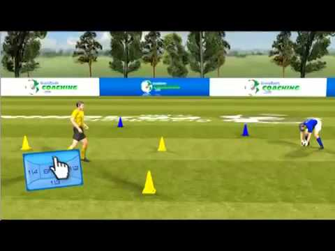 Animated soccer player skill competitions