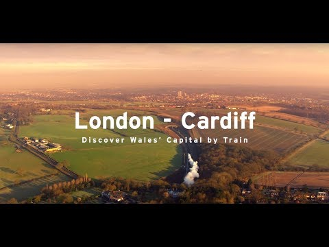 London - Cardiff! Discover Wales' Capital by Train