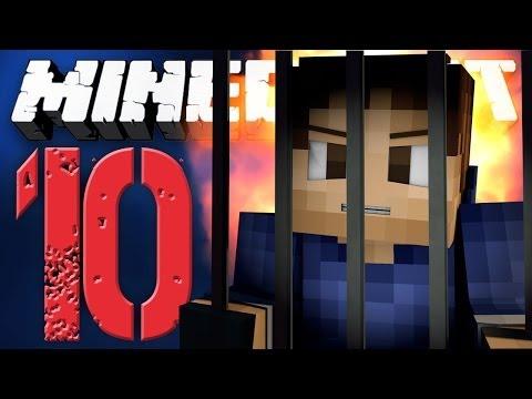 THE FINAL PRISON FIGHT! (Minecraft Prison: JAIL BREAK! SEASON FINALE)