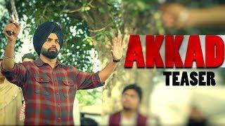 Akkad | New Punjabi Song Teaser | Satwinder Noor | Latest Punjabi Songs 2017 | Yellow Music