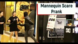Mannequin Scare Prank In Malaysia