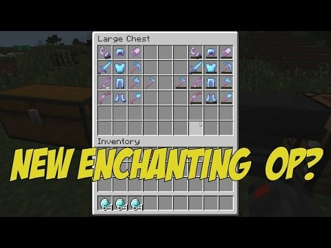 Minecraft 1.8 - Repairing Maxed Out Enchanted Gear - Too OP?
