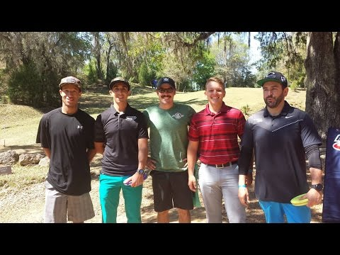 Throw Down The Mountain V. Round 1, MPO, Second Nine Holes