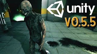 New update - SCP: Containment Breach Unity Remake v0 5 8
