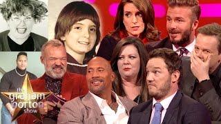 Graham Norton's Funniest Celebrity Throwbacks | Best of The Graham Norton Show