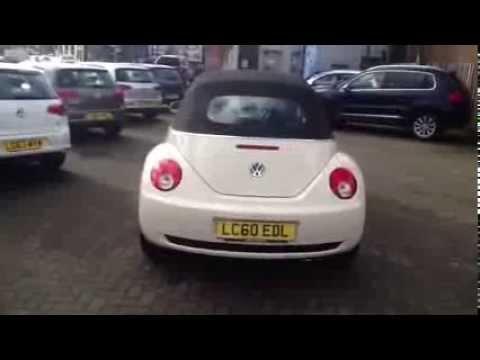 Volkswagen BEETLE CABRIOLET BEIGE LC60EDL