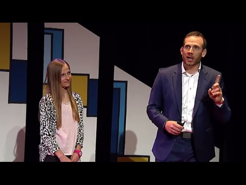 Breaking endurance barriers, one step at a time | Lucy Lawrence & James Lawrence | TEDxTWU