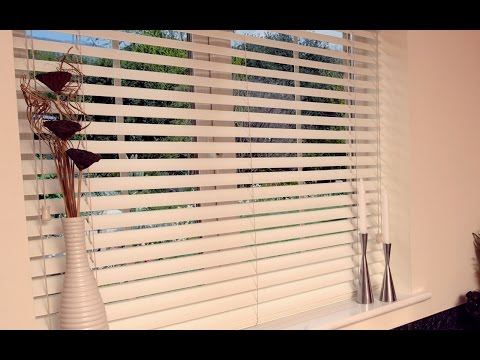 Faux Wood Venetian Blinds White With Tapes