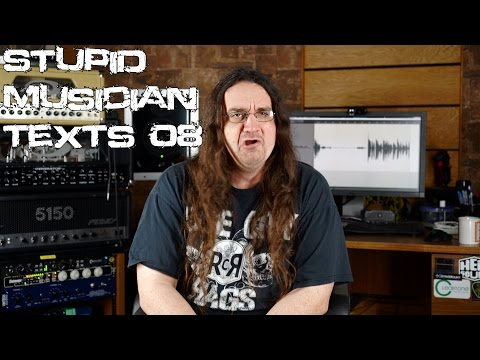 Stupid Texts from Musicians to Engineers 8 | Spectresoundstudios