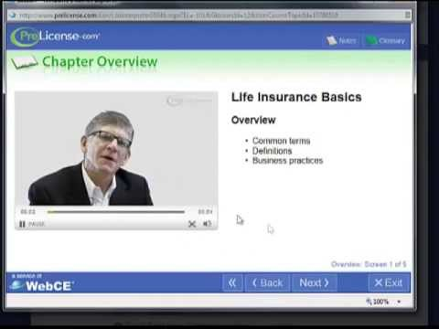 Life Insurance License Training Tips