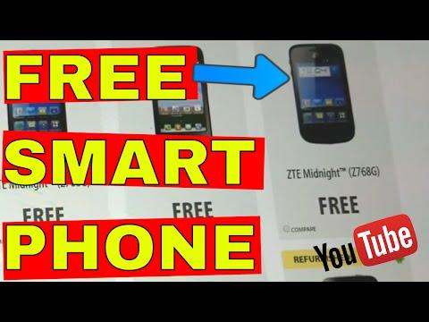 Get a FREE Smartphone from StraightTalk Wireless - 2017
