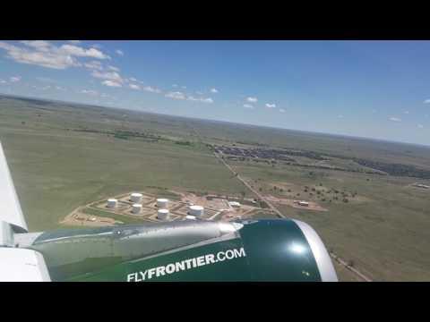 Colorado Springs Takeoff COS 17L