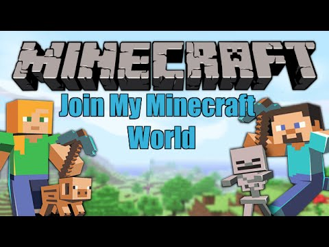 Minecraft: Xbox 360 Edition - Join my world