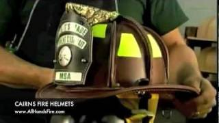 Cairns Fire Helmet How Its Made