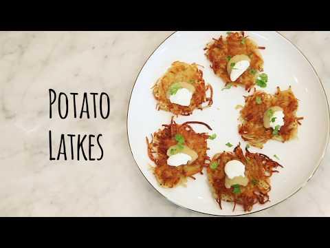 Best Potato Latkes Recipe | One Hungry Mama