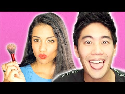 Boy-FRIEND Does My Makeup Voiceover (ft. Ryan Higa)