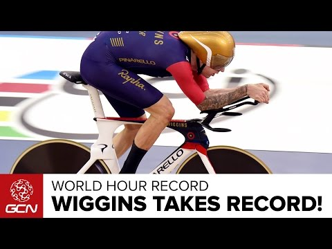 Bradley Wiggins Breaks The Hour Record! Essential Things To Know About Brad's Record-Breaking Ride