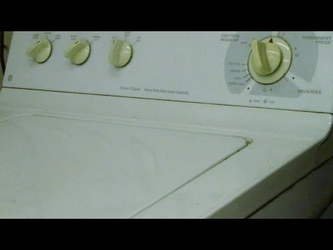 Solar Powered Clothes Washer, Part 1