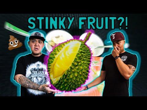Durian Challenge! | FEET & FECES?