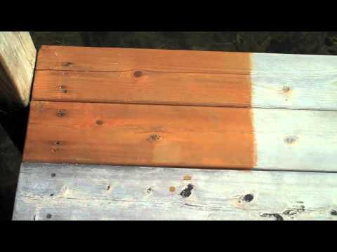 Deck Sealer Test Results - Part 2