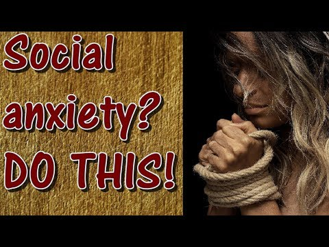 How to Overcome Social Anxiety | Do THIS to make it easier for you