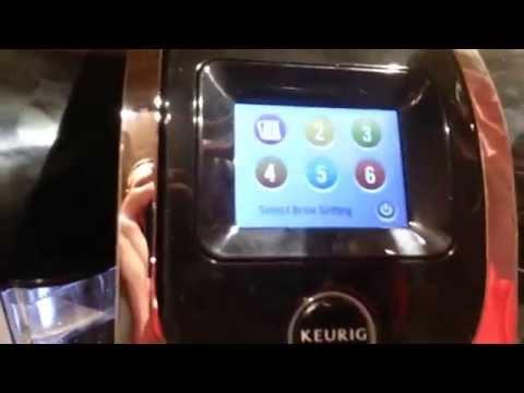 Keurig 2.0 Unlocked - Full Menu and Favorites - No permanent Mods