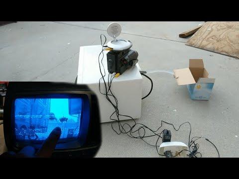 DIY Wireless CCTV System(A Ghetto Version)