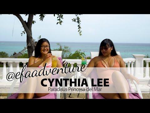 Paradisus RIo de Oro, Holguin Cuba with Influencer Cynthia Lee
