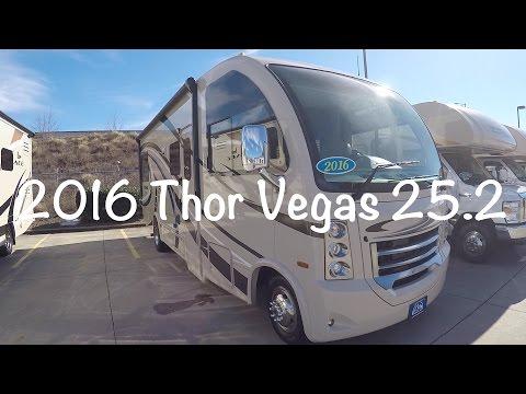 2016 Thor Vegas 25.2 Class A Motorhome