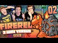 Yes This Is Still Happening Pokemon FireRed 3 Way Versus LIVE Part 2