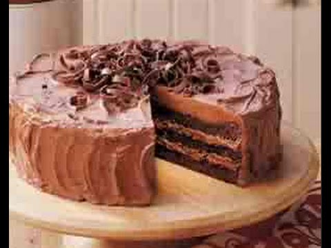 How to make Taste of Home's Triple-Layer Brownie Cake
