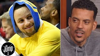 Matt Barnes explains why some NBA players resent Steph Curry   The Jump